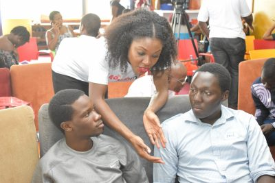Aftown Mall eCommerce Workshop in Kampala, Uganda