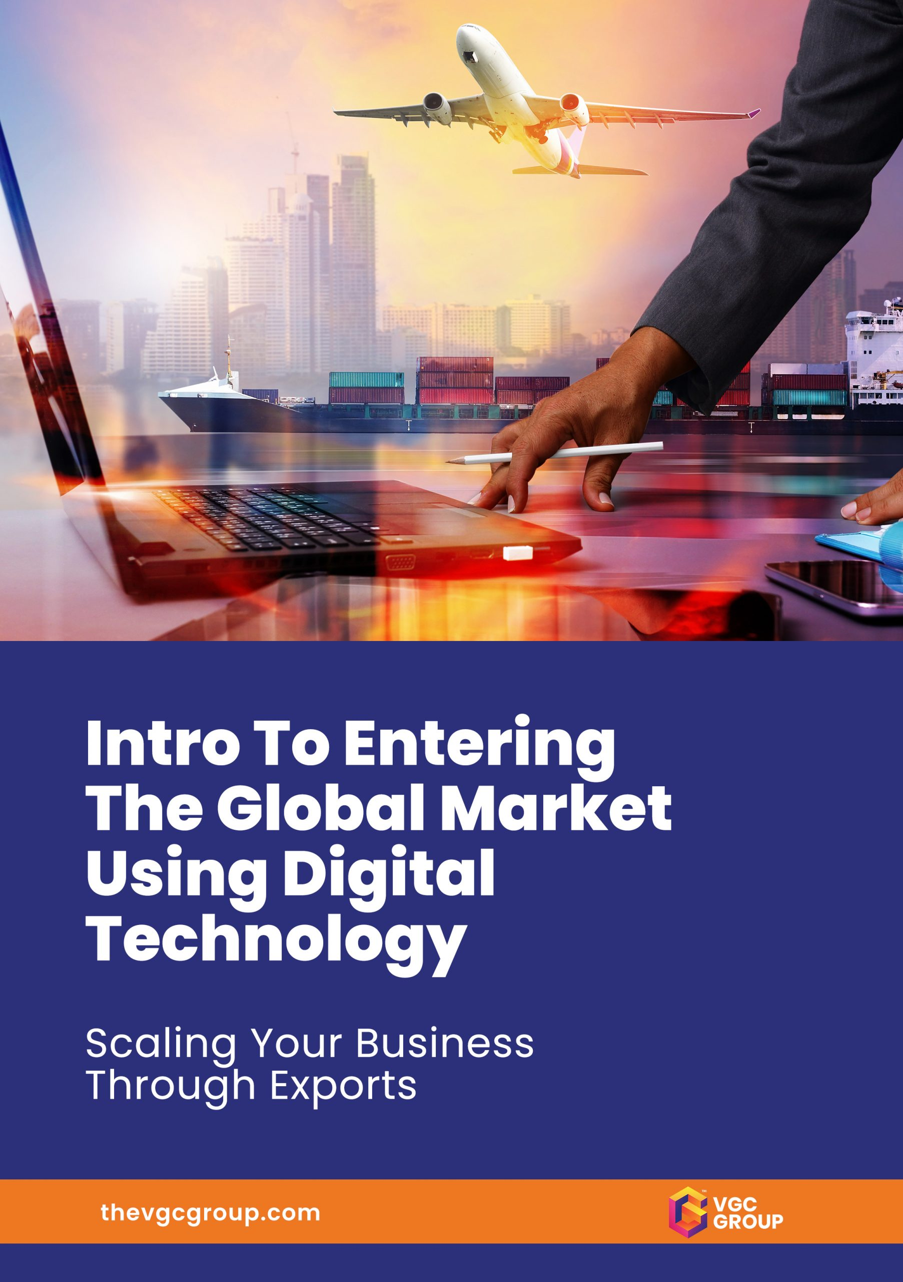 Intro to Entering the Global Market with Digital Technology