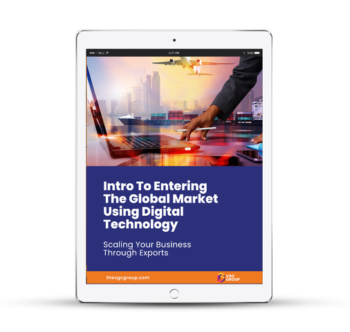 Intro to Entering The Global Market Using Digital Technology